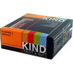 Kind Snacks – KIND Fruit & Nut – Almond & Apricot – Box of 12 Bars