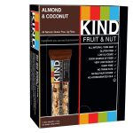 Kind Snacks – KIND Fruit & Nut – Almond & Coconut – Box of 12 Bars