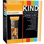 Kind Snacks – KIND Nuts & Spices – Maple Glazed Pecan & Sea Salt – Box
