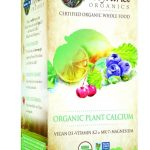 Garden of Life Joint Support – mykind Organics Organic Plant Calcium –