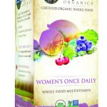 Garden of Life Women's Health – mykind Organics Women's Once Daily –
