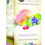 Garden of Life Women's Health – mykind Organics Women's Multi – 120