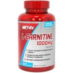 MET-Rx Exercise Stamina – L-Carnitine 1000 mg – 180 Caplets