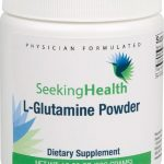 Seeking Health Amino Acids – L-Glutamine Powder – 10.58 oz (300 Grams)