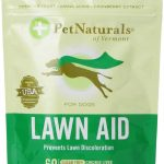 Pet Naturals of Vermont Dogs – Lawn Aid Chews for Dogs, Sugar Free,