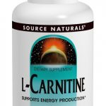 Source Naturals Amino Acids – L-Carnitine Caps 250 mg – 60 Capsules