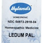 Hyland's Homeopathic Remedies – Ledum Palustre 30X – 250 Tablets
