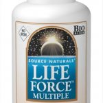 Source Naturals Minerals – Life Force Multiple No Iron – 180 Tablets