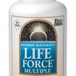 Source Naturals Minerals – Life Force Multiple No Iron – 180