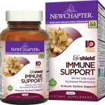 NewChapter Immune Support – LifeShield Immune Support – 120 Capsules