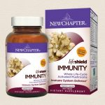 NewChapter General Health – LifeShield Immune Support – 60 Capsules