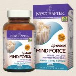 NewChapter Memory/Cognitive Support – LifeShield Mind Force – 60