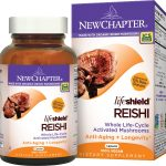 NewChapter Cellular Support – LifeShield Reishi – 60 Capsules