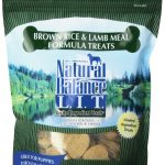 Natural Balance Dogs – L.I.T. Limited Ingredient Treats Brown Rice &