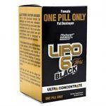 Nutrex Workout – Lipo-6 Black Hers Ultra Concentrate – 60 Black-Caps