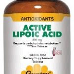 Country Life Metabolic Support – Lipoic Acid – 60 Tablets