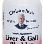 Christophers Original Formulas Detoxification – Liver & Gall Bladder