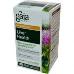 Gaia Herbs Liver Support – Liver Health – 60 Vegetarian Liquid