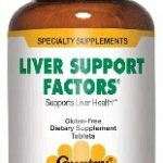 Country Life Liver Support – Liver Support Factors – 100 Tablets