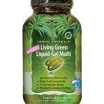 Irwin Naturals Women's Health – Living Green Liquid Gel Multi for