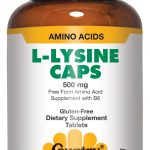 Country Life Immune Support – L-Lysine 500 mg with B-6 – 100
