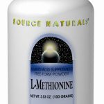 Source Naturals Liver Support – L-Methionine Powder – 3.53 oz (100