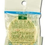 Earth Therapeutics Skin Care – Loofah Complexion Disks – 3 Pack