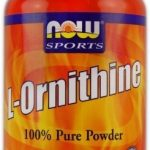 NOW Amino Acids – NOW Sports – L-Ornithine Powder – 8 oz (227 Grams)