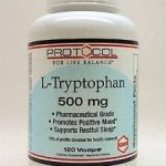 Protocol for Life Balance Nervous System Support – L-Tryptophan 500 mg