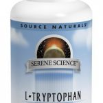 Source Naturals Nervous System Support – L-Tryptophan 500 mg – 60