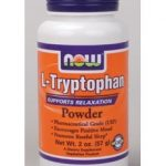 NOW Nervous System Support – L-Tryptophan Powder – 2 oz (57 Grams)