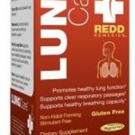 Redd Remedies Cellular Support – Lung Care – 80 Vegetarian Capsules