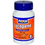 NOW Cellular Support – Lycopene 20 mg – 50 Softgels
