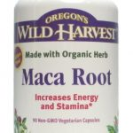 Oregon's Wild Harvest General Health – Maca – 90 Vegetarian Capsules