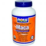 NOW Herbals/Herbal Extracts – Maca Organic Pure Powder – 7 oz (198