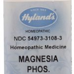 Hyland's Homeopathic Remedies – Magnesia Phosphorica 30X – 250 Tablets