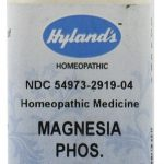 Hyland's Homeopathic Remedies – Magnesia Phosphorica 30X – 500 Tablets