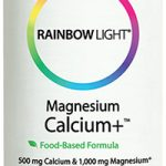 Rainbow Light Joint Support – Magnesium Calcium+ – 180 Tablets