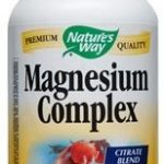Nature's Way Cardiovascular Support – Magnesium Complex (Citrate