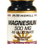 Windmill Joint Support – Magnesium Gluconate 500 mg – 90 Tablets