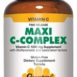 Country Life Immune Support – Maxi C-Complex TR – 180 Tablets