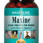 Country Life Women's Health – Max for Women (Iron Free) – 120