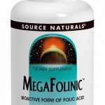 Source Naturals Cellular Support – MegaFolinic 800 mcg – 240