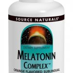 Source Naturals Liver Support – Melatonin Complex Sublingual Orange –
