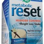 Nature's Way Weight Management – Metabolic Reset Vanilla Shake – 10