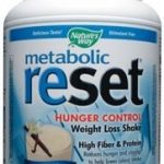 Nature's Way Weight Management – Metabolic Reset Vanilla Shake – 1.4