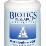 Biotics Research Amino Acids – Methionine-200 – 100 Capsules