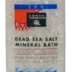 Earth Therapeutics Bath and Body – Mineral Bath Dead Sea Salts – 32 oz