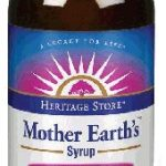 Heritage Respiratory Support – Mother Earth's – 8 fl. oz (240 ml)