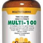Country Life Multivitamins – Multi 100 TR – 90 Tablets